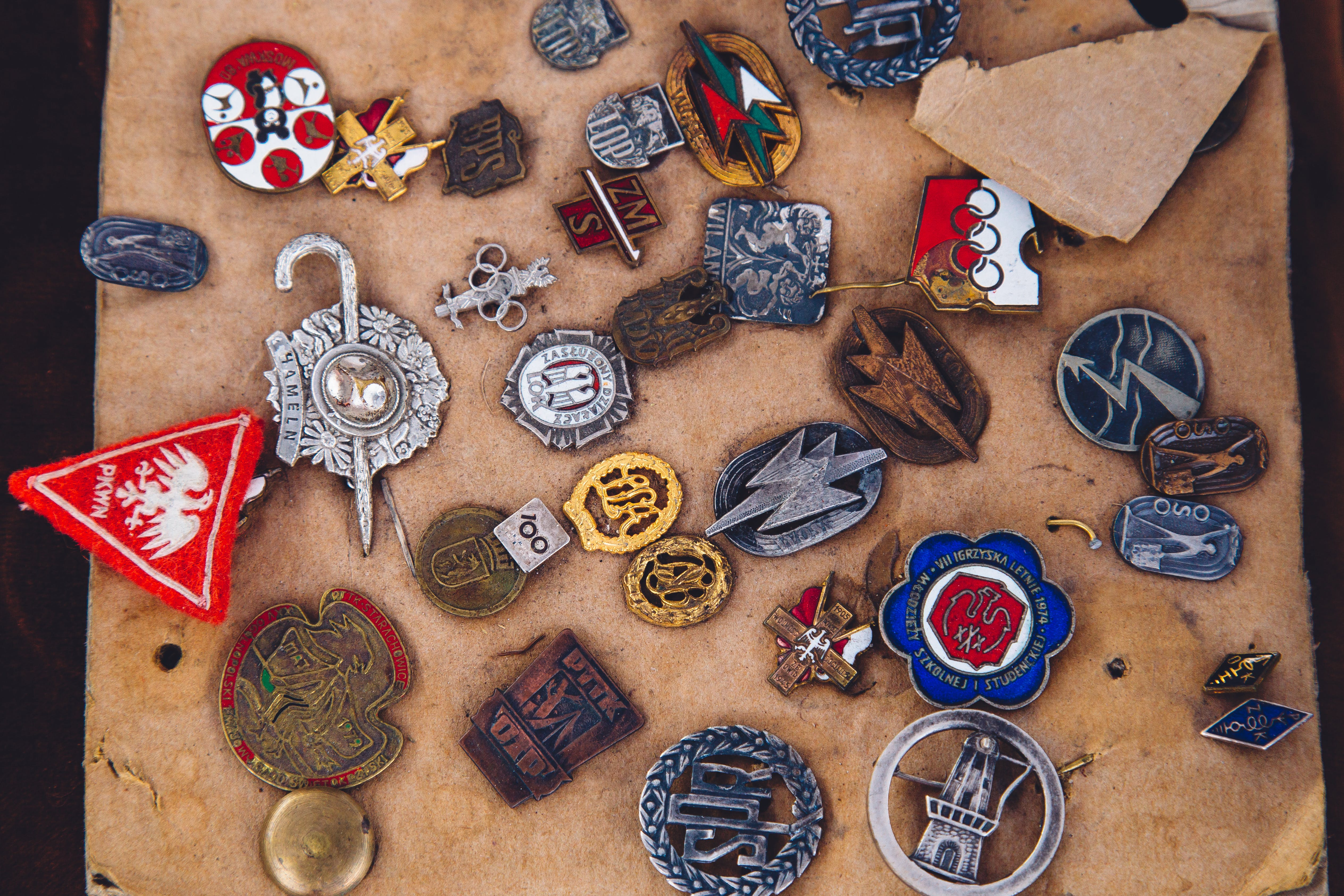 Free stock photo of metal, old, decoration, military