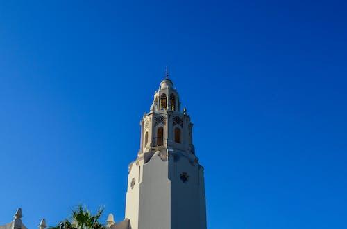 Free stock photo of Anaheim, blue, building, cali