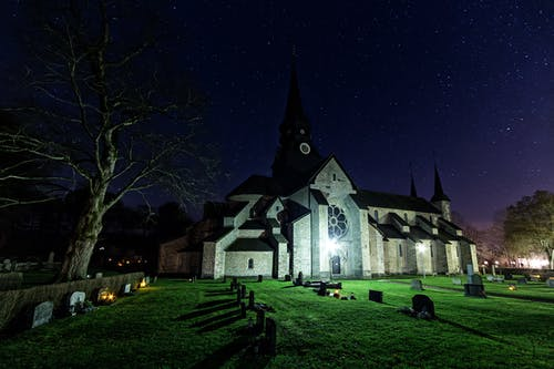 Fotobanka sbezplatnými fotkami na tému architektúra, budova kostola, celebrity, cintorín