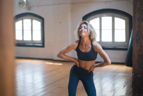 Darmowe zdjęcie z galerii z balet, brunetka, ciało