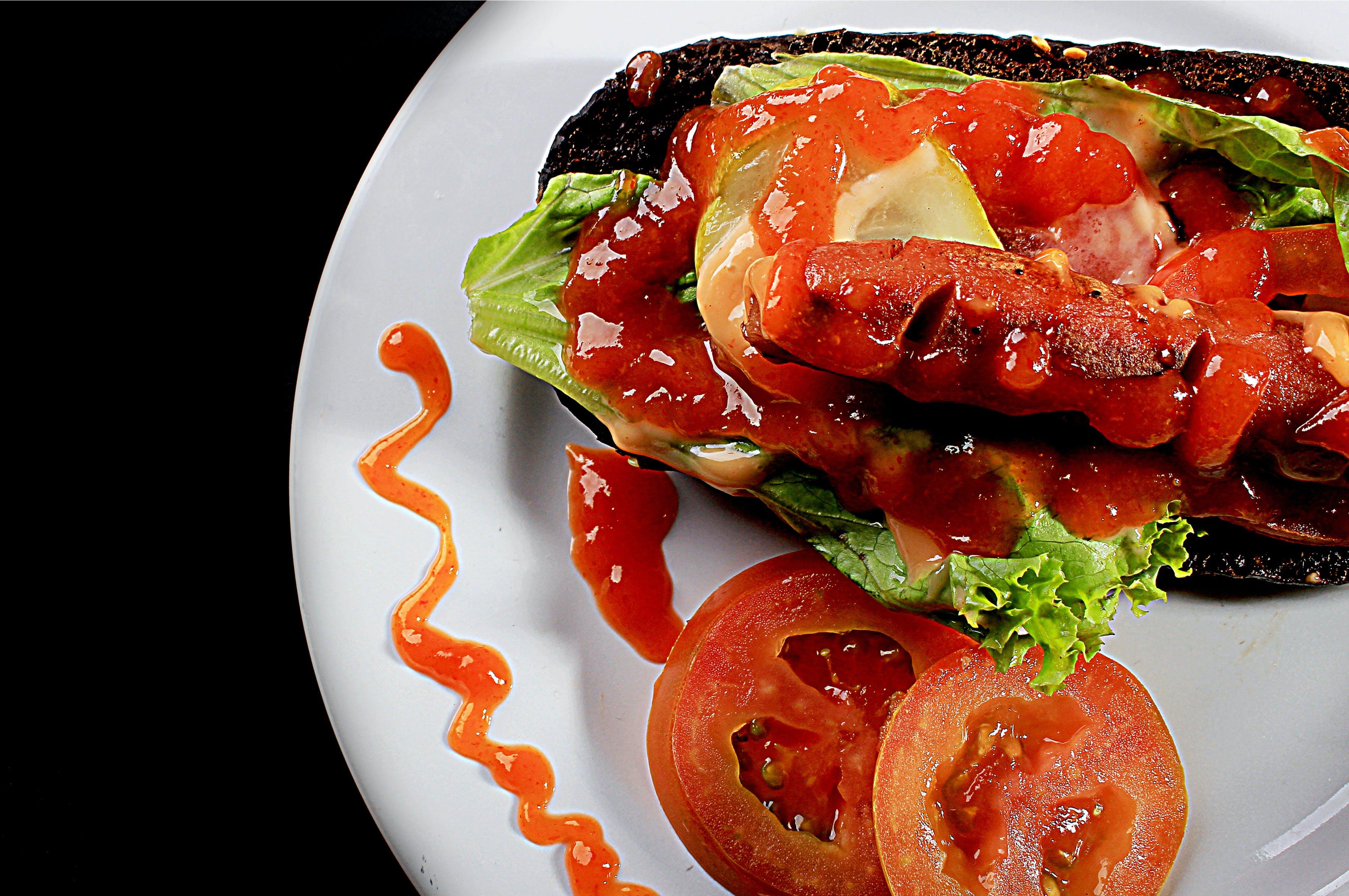 Free stock photo of bread, chili, food, hotdog