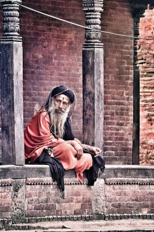 Gratis lagerfoto af fotografi, helgen, Nepal, pashupatinath tempel