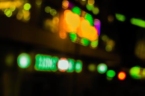 Δωρεάν στοκ φωτογραφιών με μεσάνυχτα, νυχτερινή φωτογραφία, φώτα νύχτας