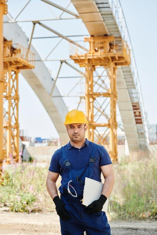 강철, 건물, 건설의 무료 스톡 사진
