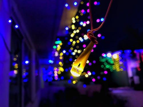 Gratis stockfoto met kleuren, lampen, motieven