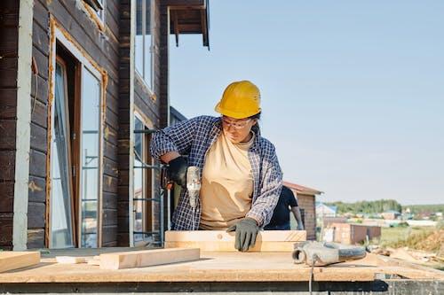 건물, 건설, 건설 노동자의 무료 스톡 사진