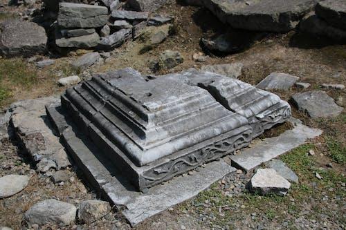 Imagine de stoc gratuită din arhitectura romana veche, ruine