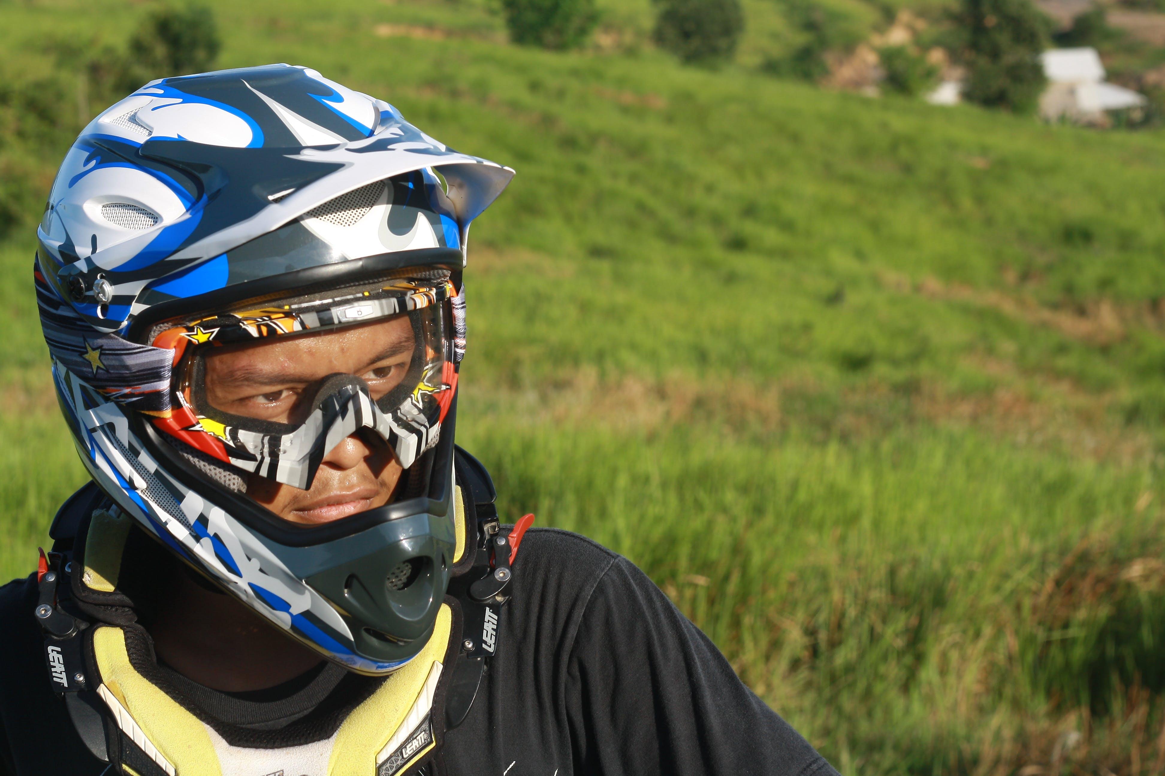 Ảnh lưu trữ miễn phí về mũ bảo hiểm, người lái, người lái xe đạp, người đi xe đạp