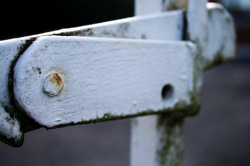 Imagine de stoc gratuită din alb, de metal, estompare, fotografie