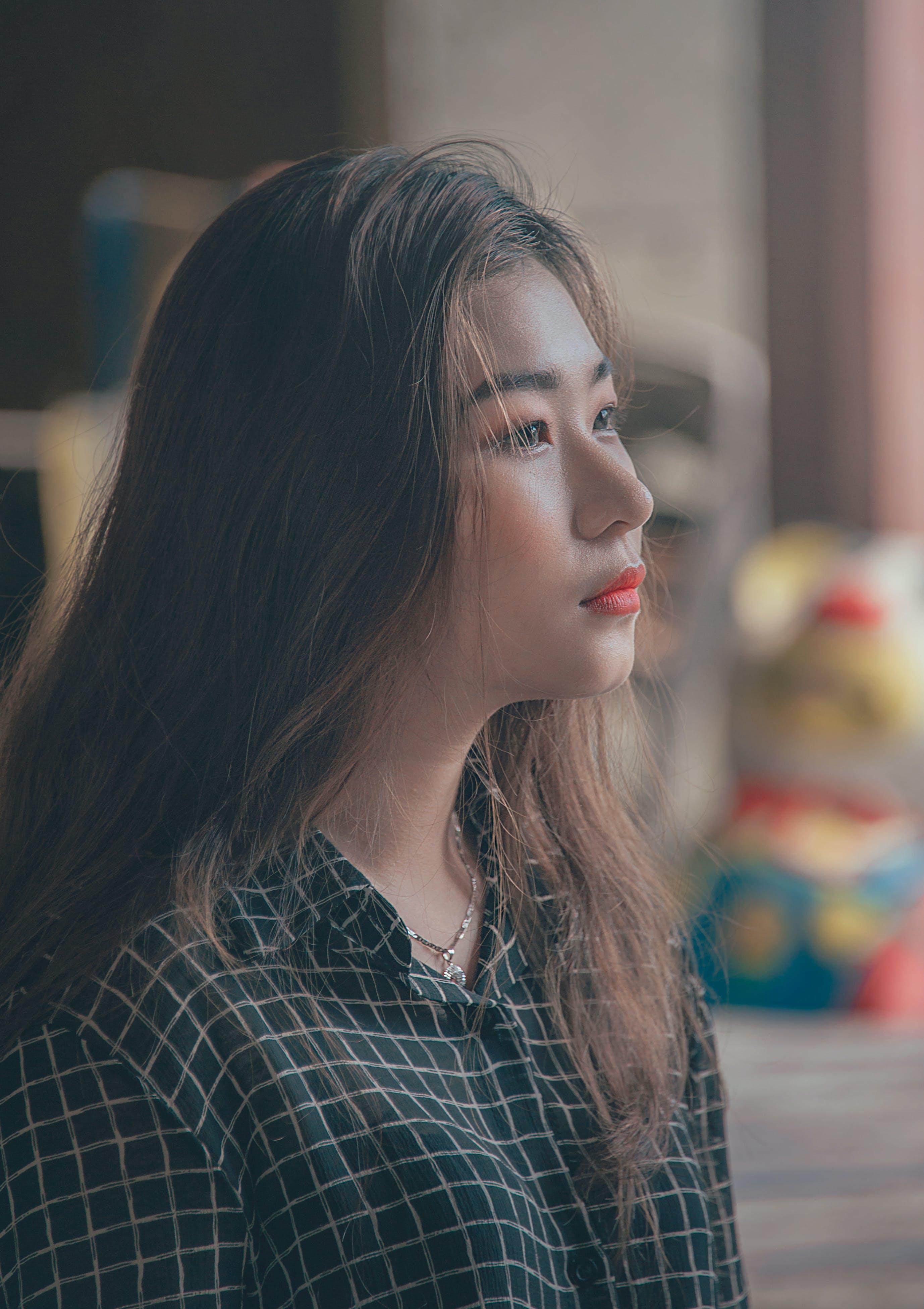 Základová fotografie zdarma na téma asijská holka, atraktivní, dáma, hezký