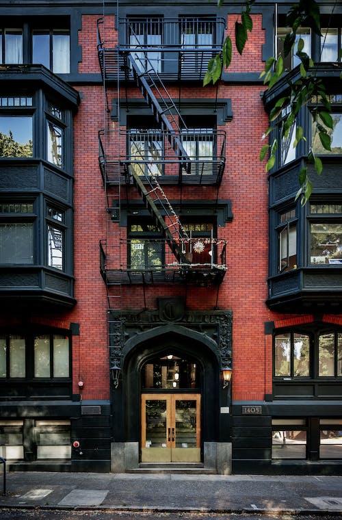 Kostenloses Stock Foto zu architektur, backstein, draußen