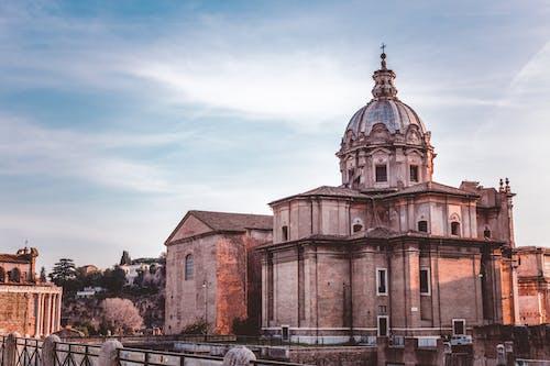 Foto stok gratis Arsitektur, bangunan, gereja, Katedral