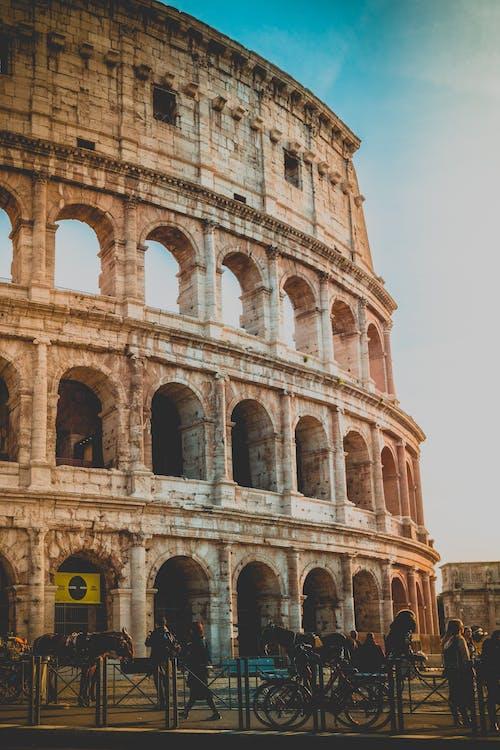 Бесплатное стоковое фото с арки, архитектура, город, достопримечательность