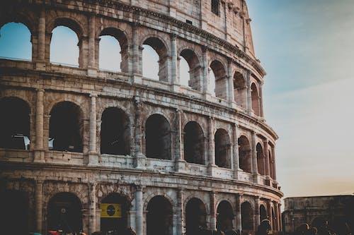 Ingyenes stockfotó boltívek, építészet, épület, Európa témában