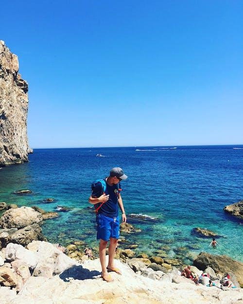Kostenloses Stock Foto zu reisen, strand