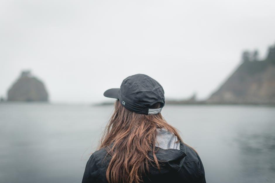 adventure, hiking, lake