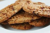 healthy, biscuits, cookies