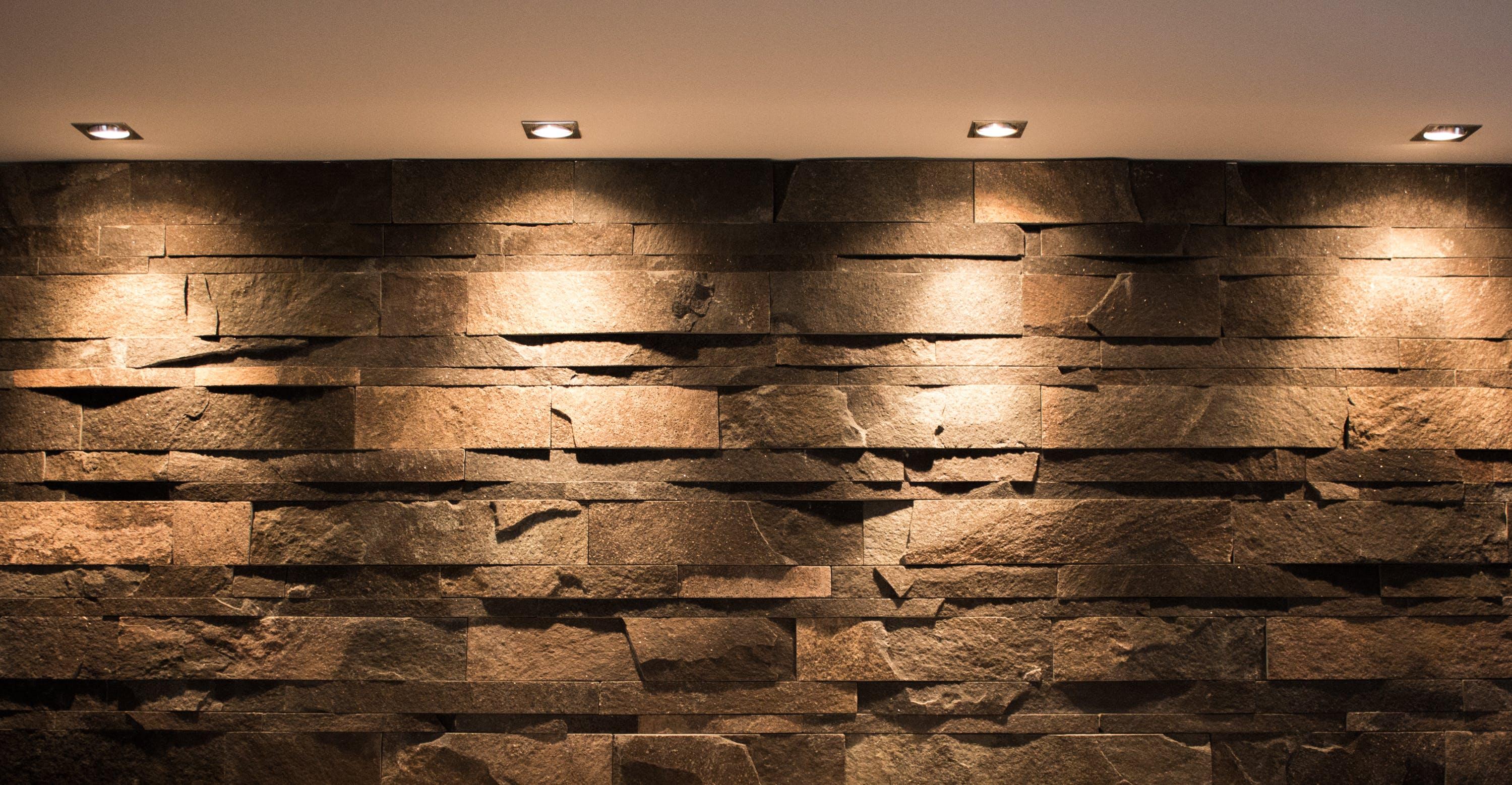 lights, wall