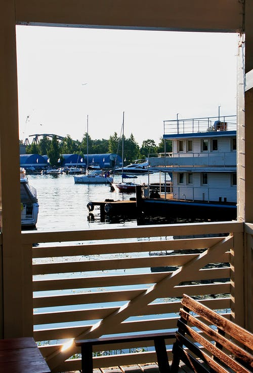 Ảnh lưu trữ miễn phí về Băng ghế, bến tàu, biển