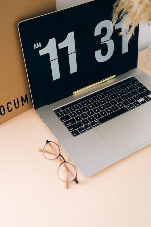 Gratis lagerfoto af bærbar computer, brand, branding