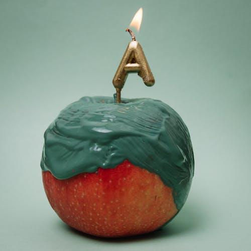 Základová fotografie zdarma na téma apple, jablko, jasný