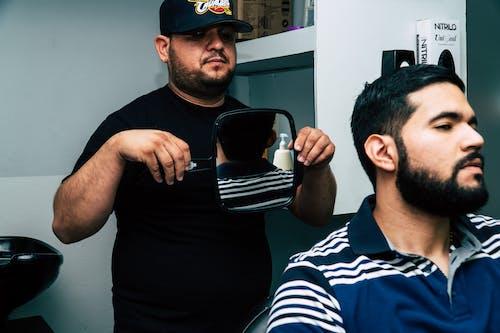 Безкоштовне стокове фото на тему «віддзеркалення, волосина, волосся на обличчі, зачіска»
