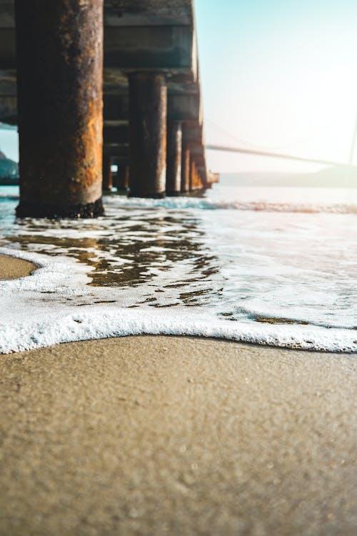 deniz, deniz kenarı, deniz kıyısı, deniz manzarası içeren Ücretsiz stok fotoğraf