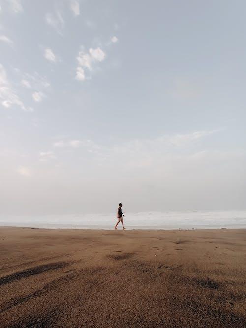 açık hava, çöl, deniz içeren Ücretsiz stok fotoğraf
