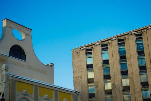 거리, 건축하다, 구성주의, 모스크바의 무료 스톡 사진
