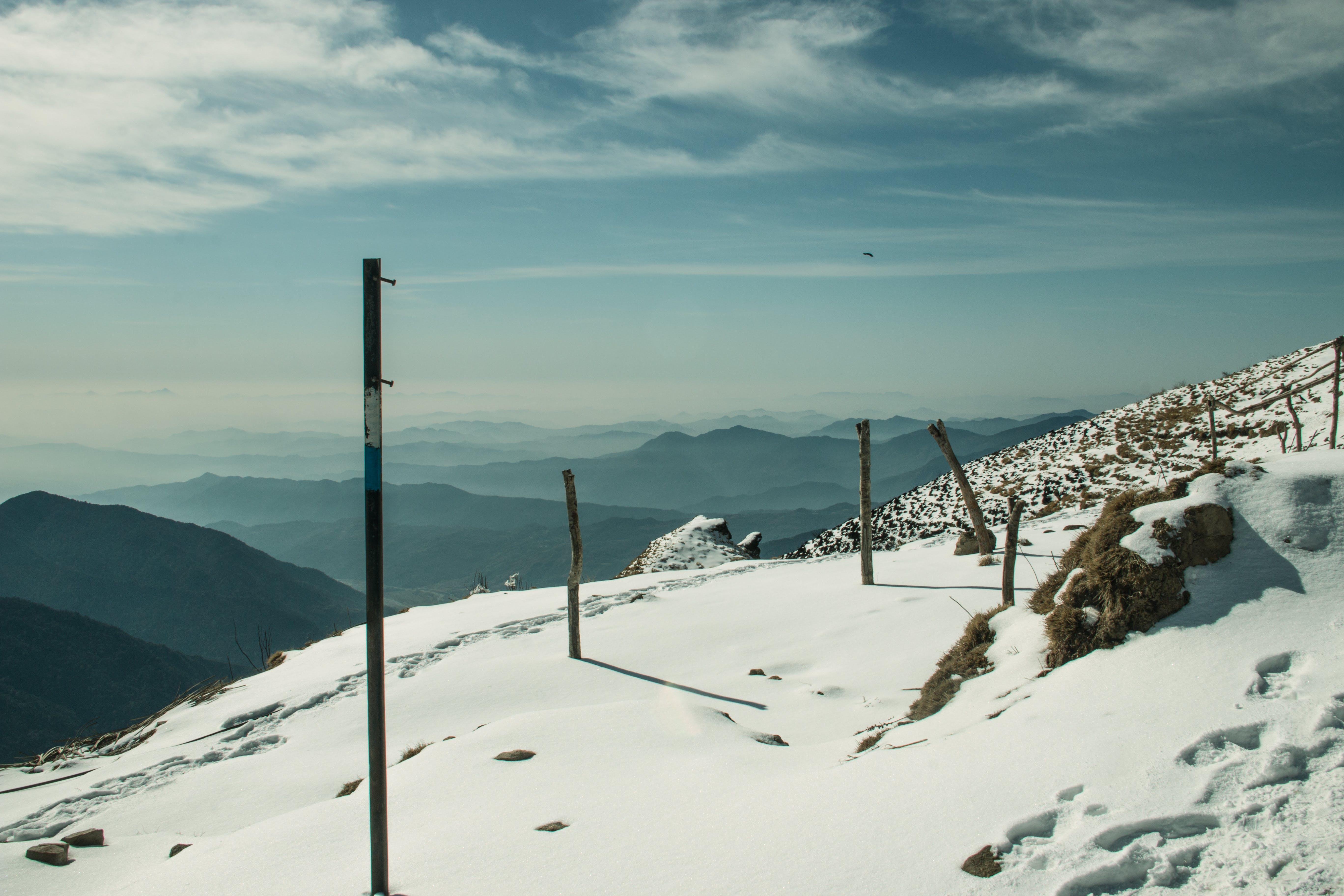 下雪的, 冬季, 冷, 天空 的 免費圖庫相片