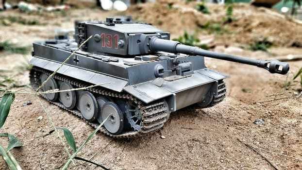 Free stock photo of toy, battle, royalty free, Tank