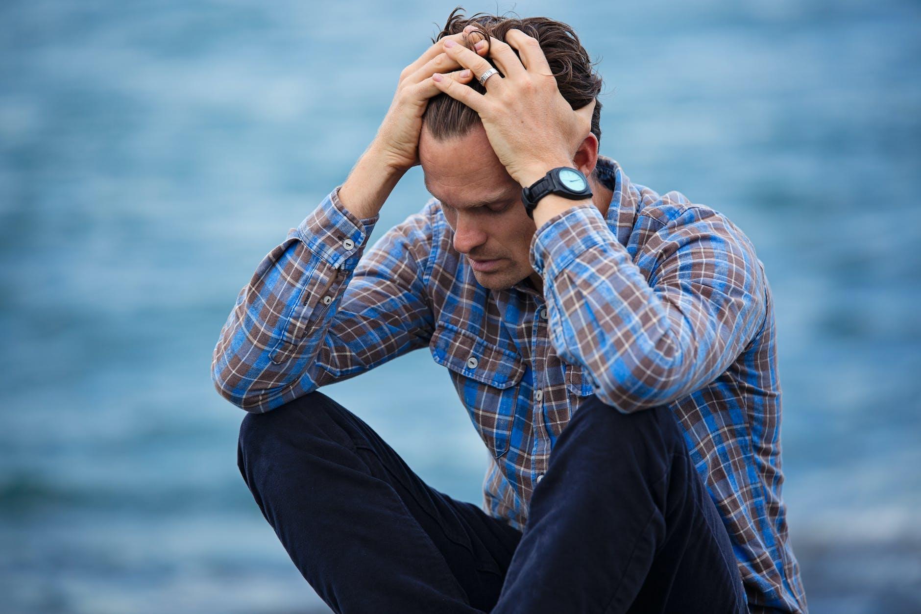 stres penyebab imun tubuh turun