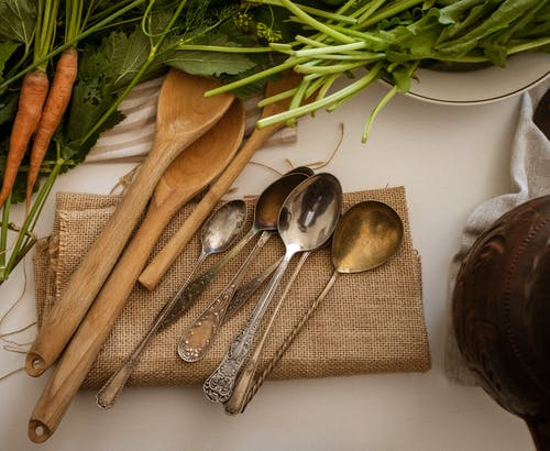 A Variety of Spoons