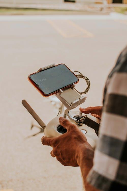 Fotos de stock gratuitas de artilugio, controlador de drones, de cerca