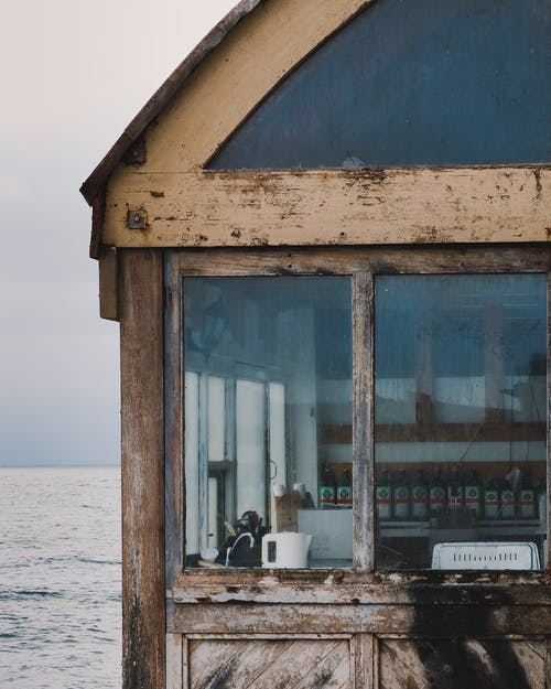 Základová fotografie zdarma na téma dřevo, havarijní stav, hniloba