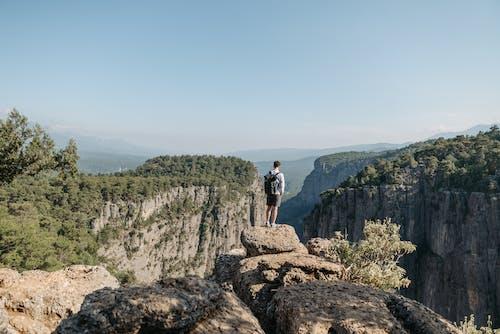 Photos gratuites de beau paysage, cailloux, canyon