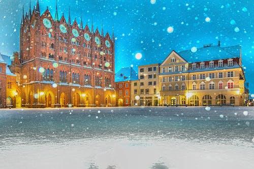 Old Market Square in Stralsund