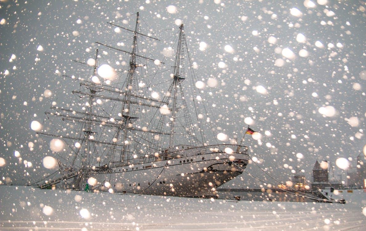 deniz aracı, gemi, hava