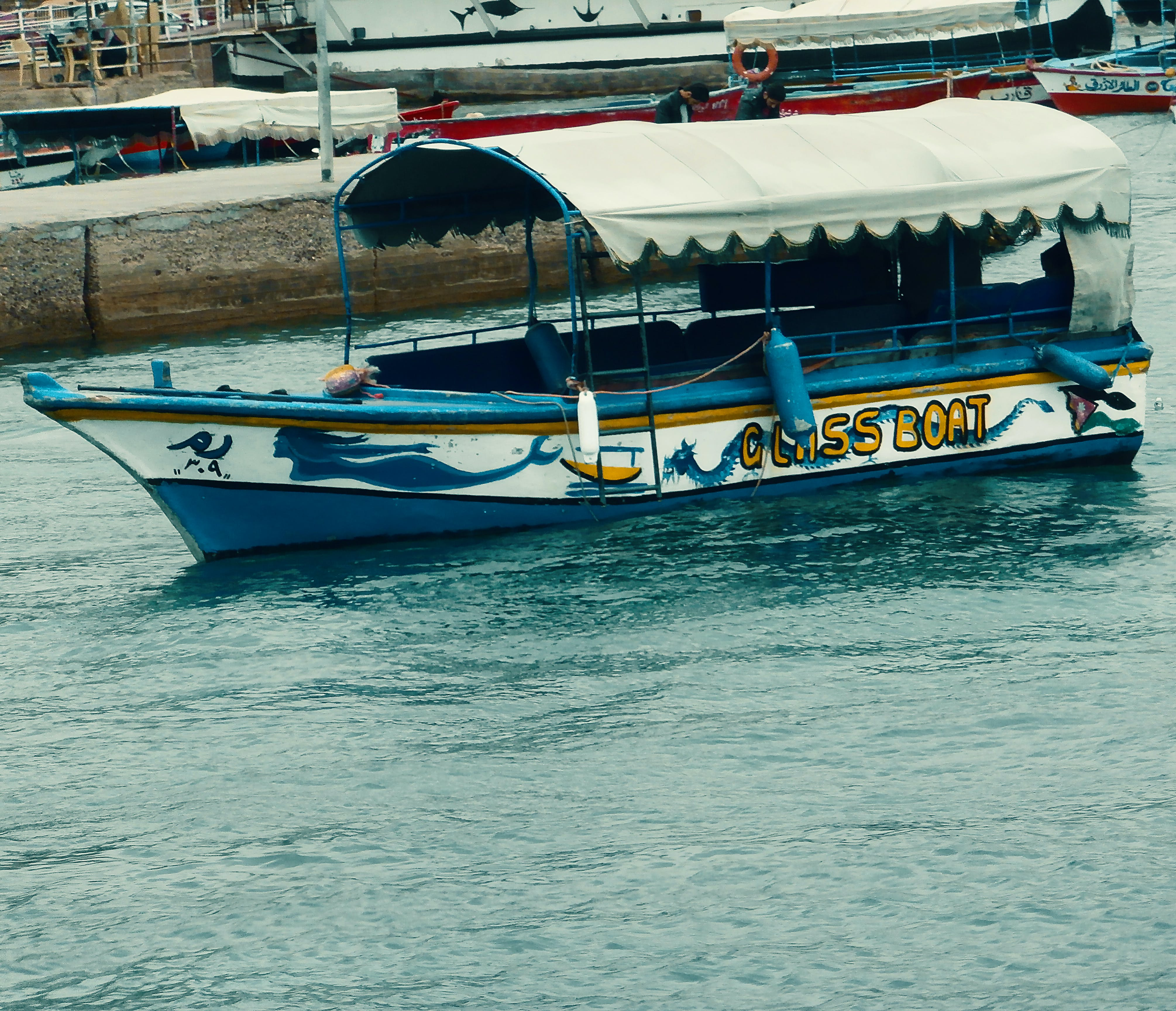 Free stock photo of blue, boat, boat ferry, sea