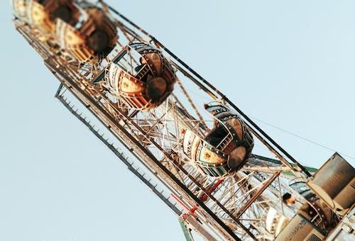 Gratis stockfoto met carnaval, lage hoek schot, reuzenrad