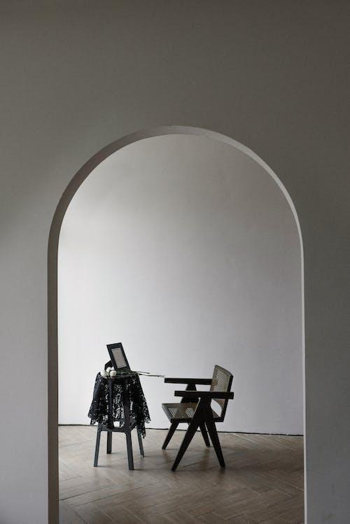アーチ, シート, テーブルの無料の写真素材