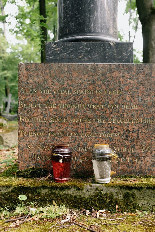 Gratis stockfoto met begraafplaats, bijbel vers, conceptueel