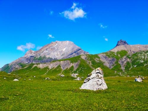 Free stock photo of adventure, altitude, beatiful landscape