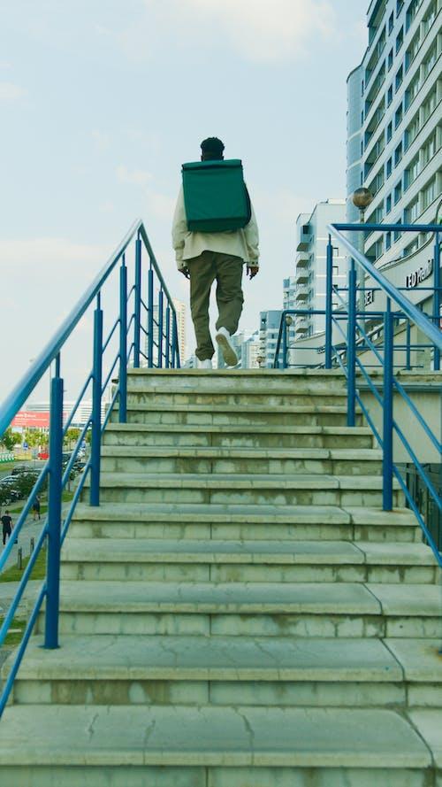 Ảnh lưu trữ miễn phí về bắn dọc, cầu thang, chuyển
