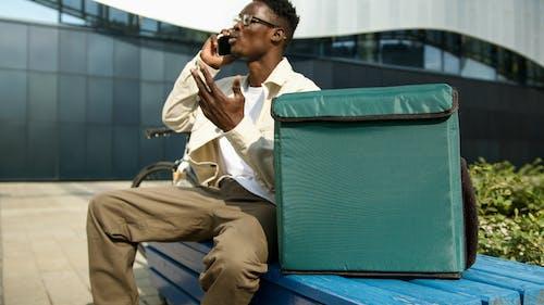 Kostnadsfri bild av @utomhus, arbetssätt, bagage