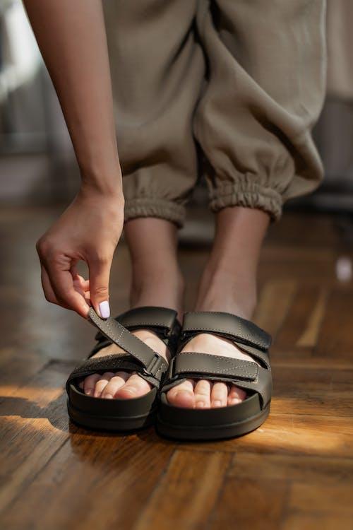 Photos gratuites de chaussures, concevoir, confort