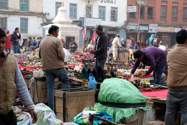 Free stock photo of #brassmarket, #streetsellers
