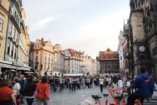 Бесплатное стоковое фото с архитектура, булыжная мостовая, город, городской
