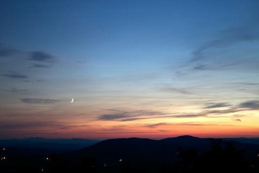 Free stock photo of sky, sunset, twilight, dusk