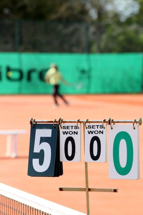 Ảnh lưu trữ miễn phí về ghi bàn, môn chơi, quần vợt, sân quần vợt